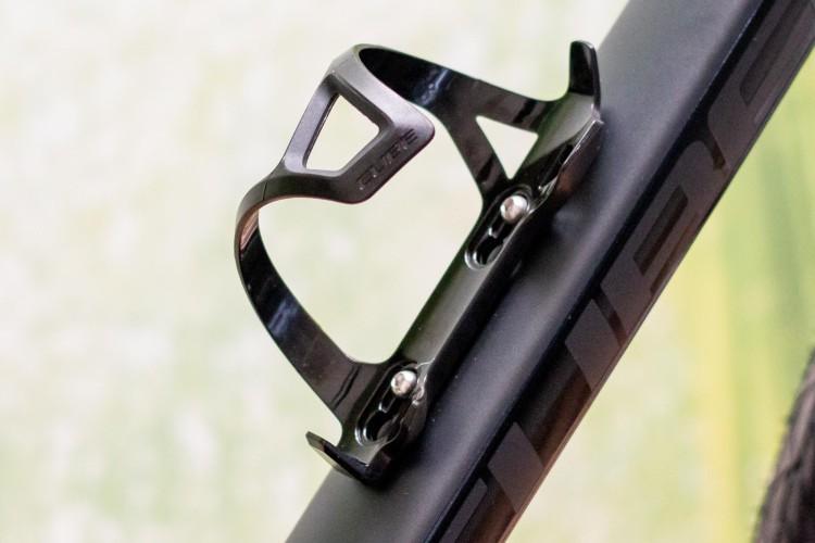 Porte-bidon cube HPP Sidecage noir n noir