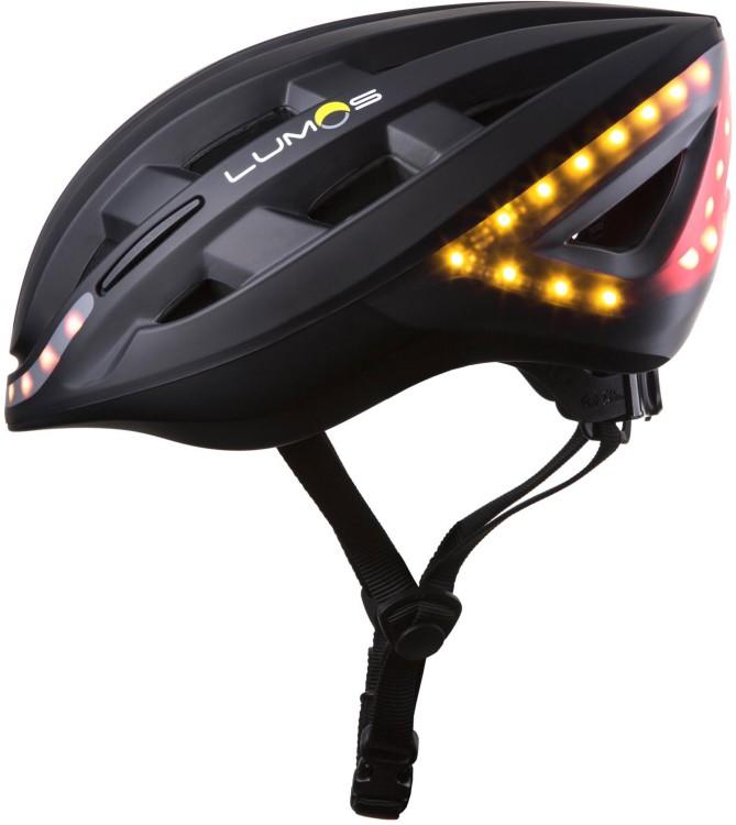 Casque de vélo Lumos Kickstart avec éclairage clignotant