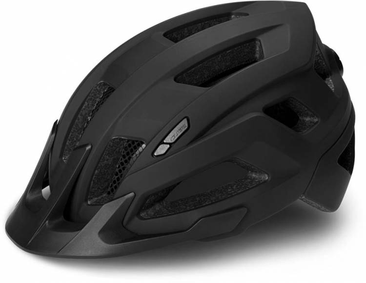 Cube Helm STEEP matt black