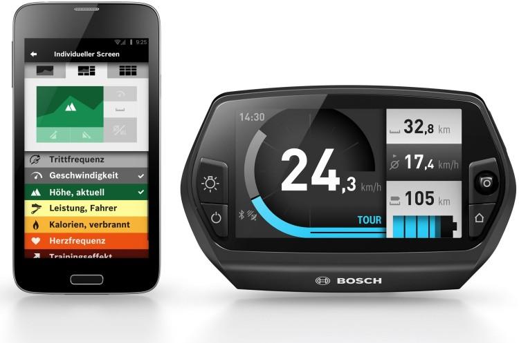 Ecran Bosch E-Bike Nyon 8GB