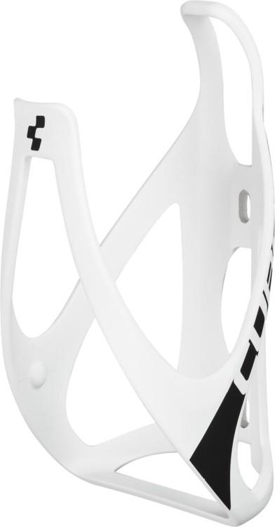 Porte-bidon Cube HPP matt white n black