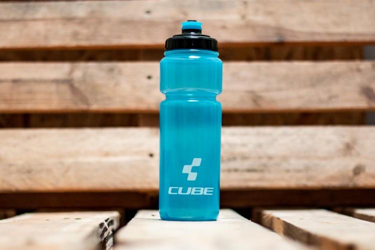 Gourde Cube 0,75l Bleu Icône