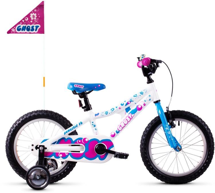 Ghost Powerkid 16 AL 2020 - Vélo enfant 16 pouces