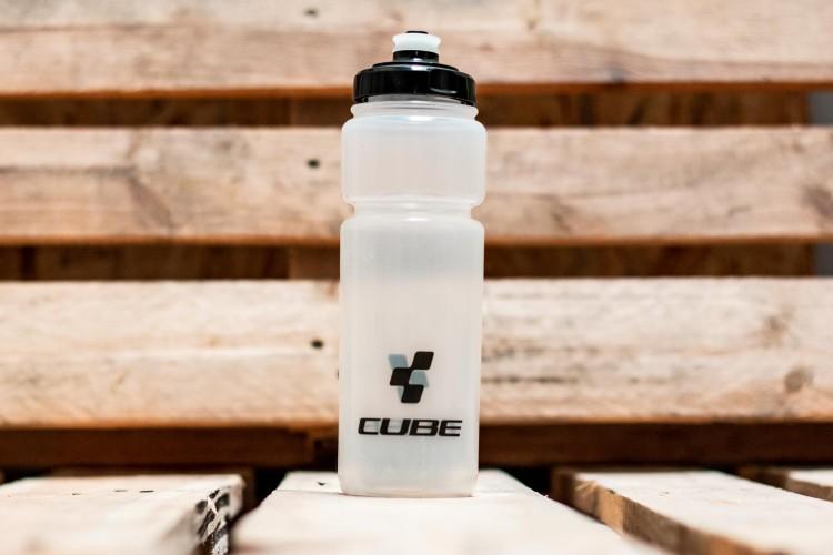 Gourde Cube 0,75l Icône transparente