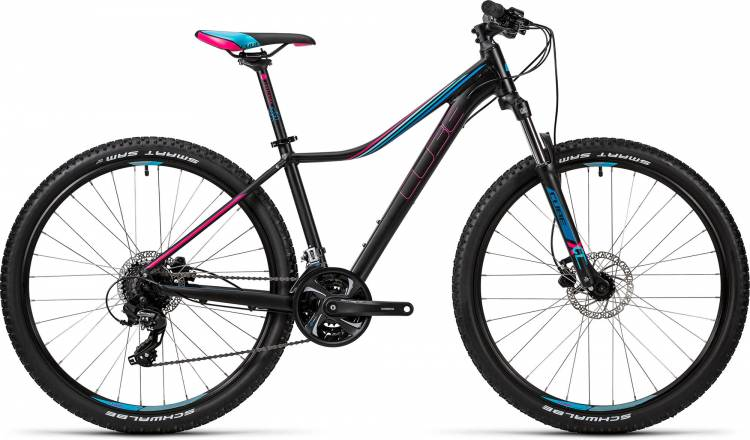 Cube Access WLS Disc 27.5 / 29 black n blue 2016