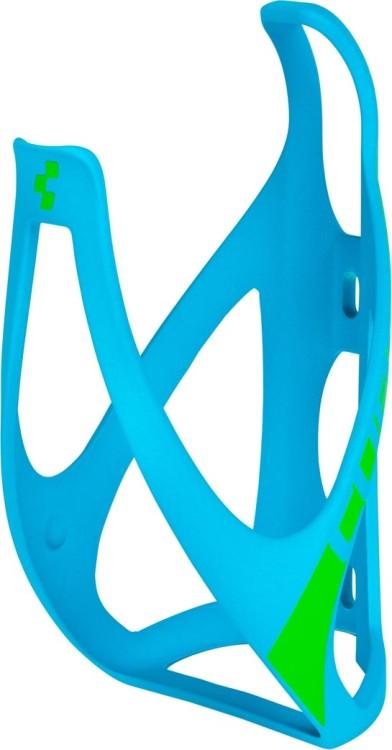 Porte-bidon Cube HPP matt blue n green
