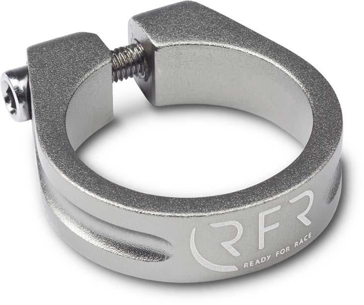 Collier de serrage RFR 34,9 mm gris