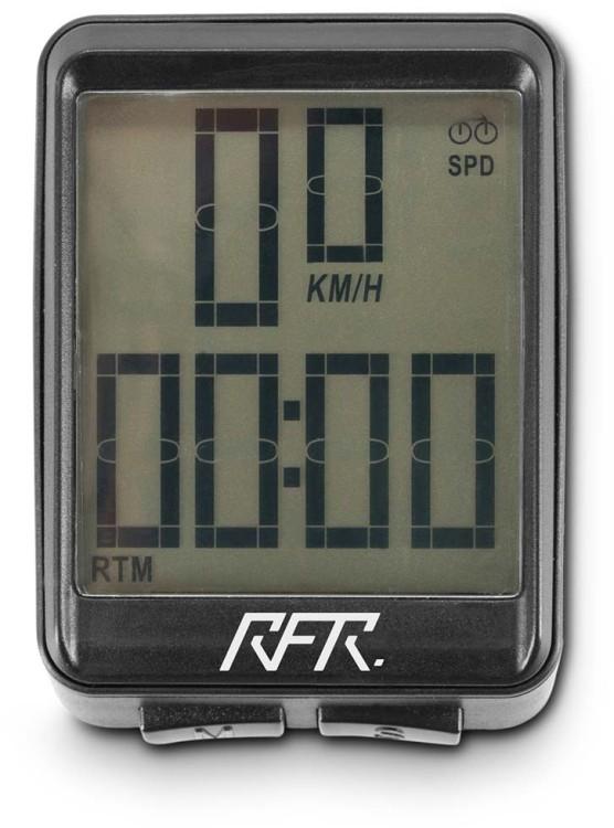 RFR Bicycle Ordinateur sans fil CMPT noir