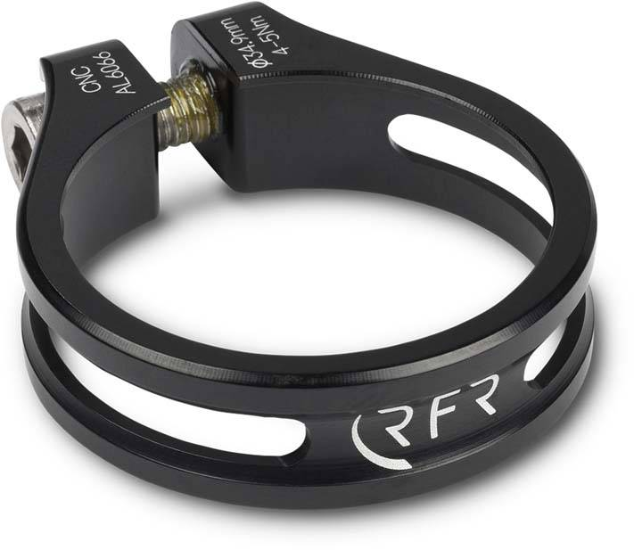 RFR Saddle Clip Ultralight 34,9 mm noir