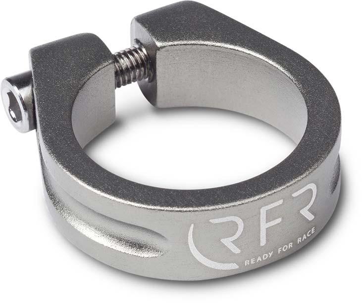 Collier de serrage RFR 31,8 mm gris