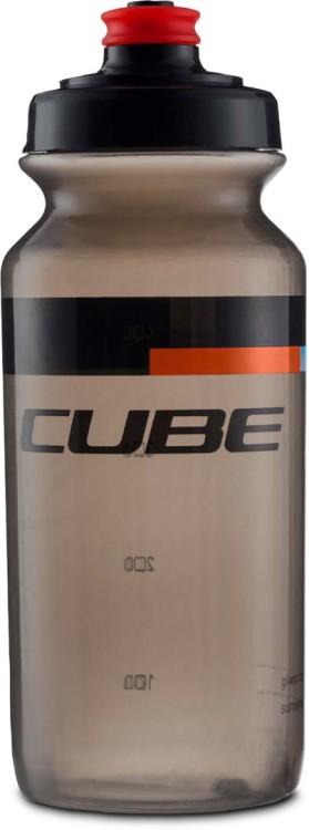 Gourde Cube 0.5l TEAMLINE noir n rouge n rouge n bleu