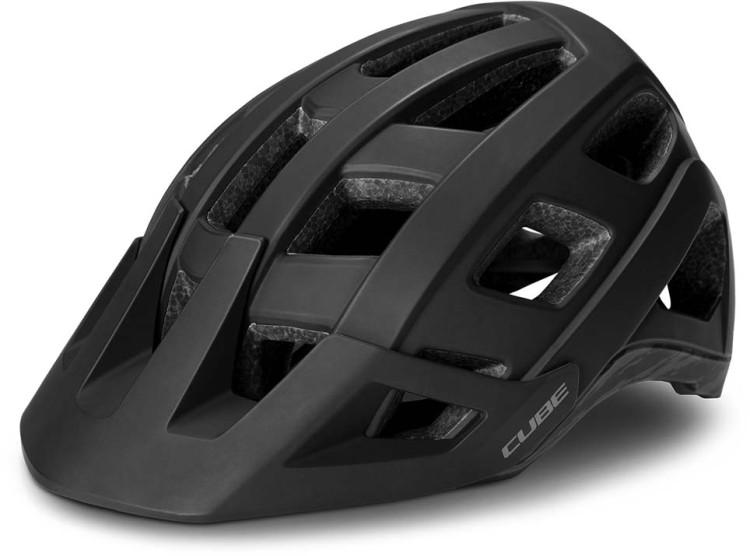 Cube Helm BADGER black tiger