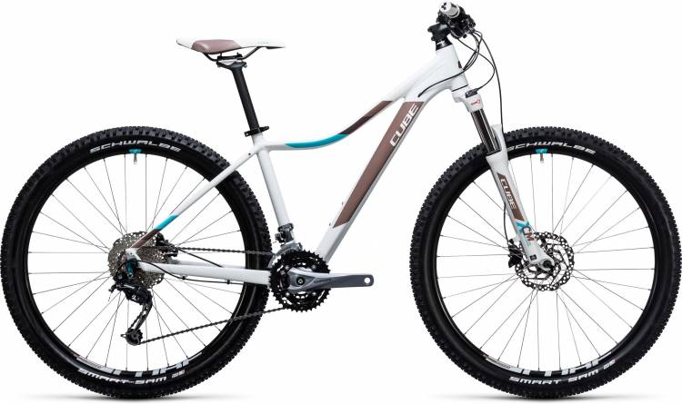Cube Access WLS Pro white n mocca 2017