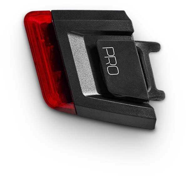 Feu arrière Cube PRO noir
