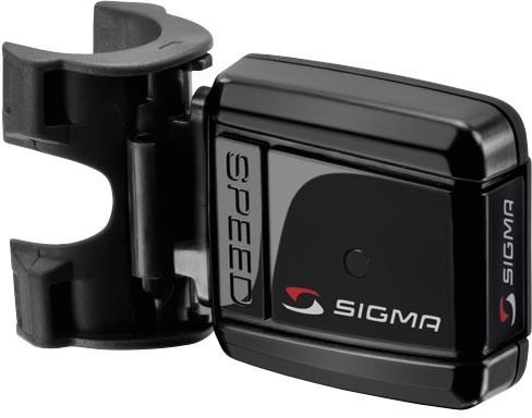 Compteur Sigma BC 14.12 ALTI noir sans fil