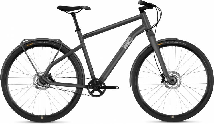 Ghost Square Urban 5.8 AL 2020 - Vélo fitness Homme