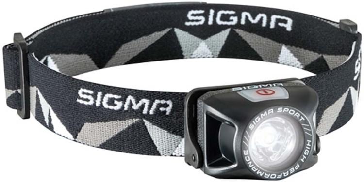 Sigma Projecteur Headled II noir