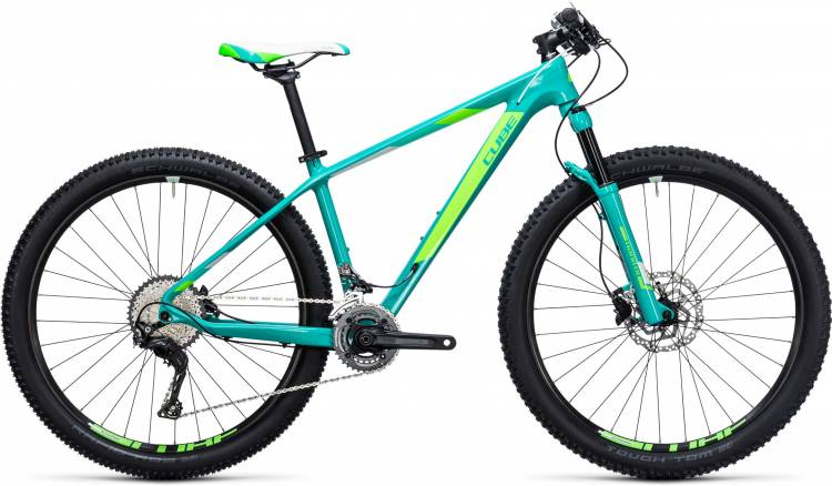 Cube Access WLS GTC Pro 2x mint n green 2017