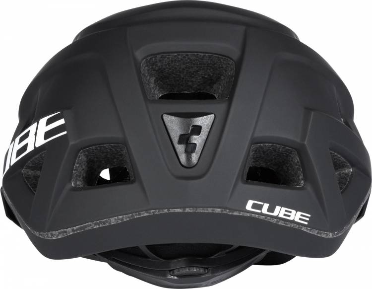 Cube Casques AM RACE black n white