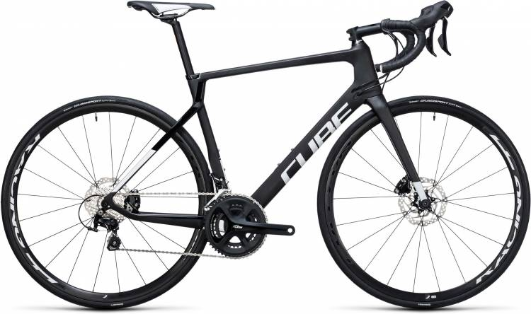 Cube Agree C:62 Disc carbon n white 2017