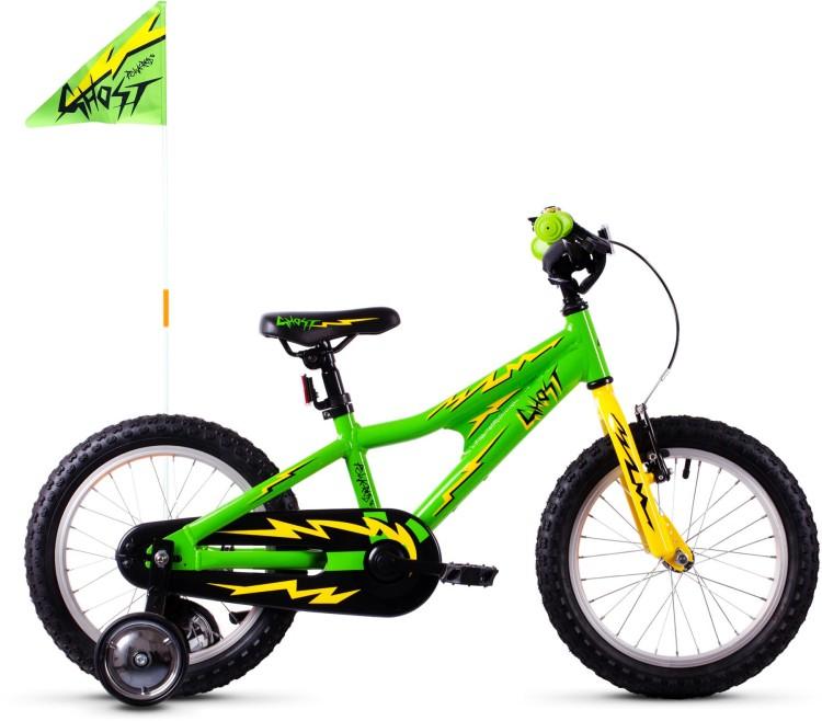 Ghost Powerkid 16 AL 2021 - Vélo enfant 16 pouces