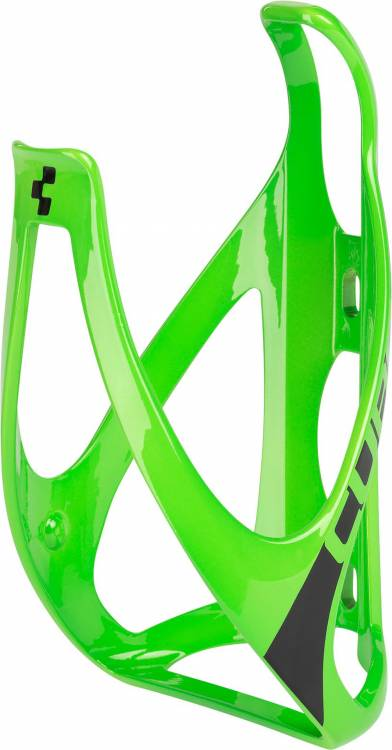 Porte-bidon Cube HPP glossy green n black