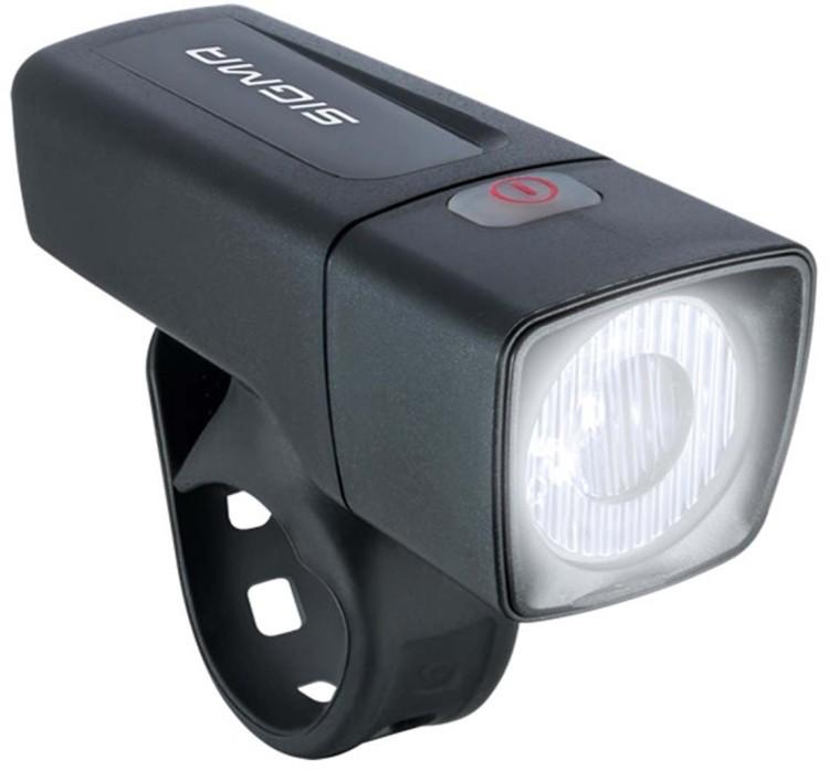 Sigma lampe frontale LED Aura 25 noir