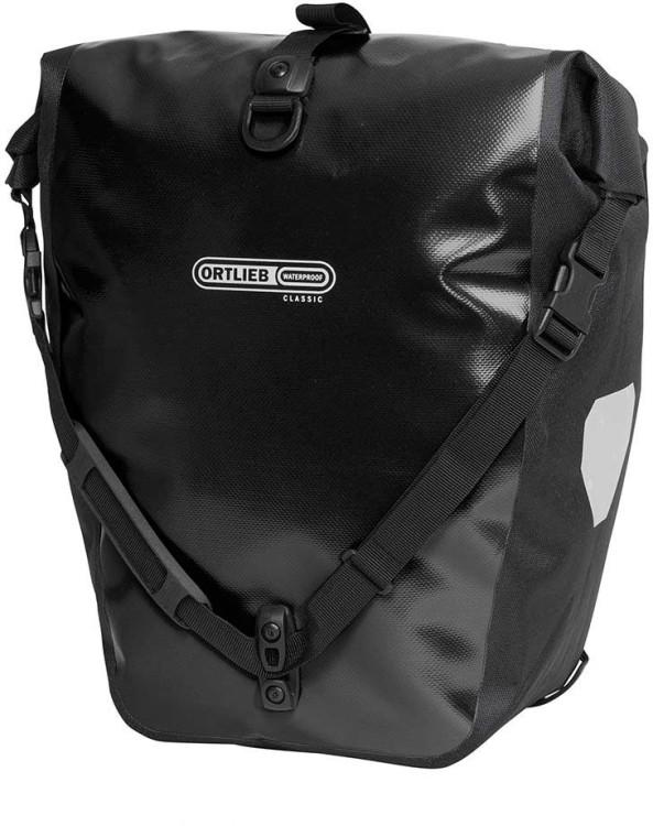 Ortlieb Back-Roller Classic (paire) sac de roue arrière noir