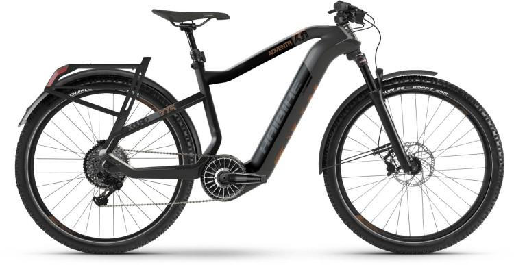 Haibike XDURO Adventr 6.0 FLYON i630Wh carbon/titan/bronze 2021