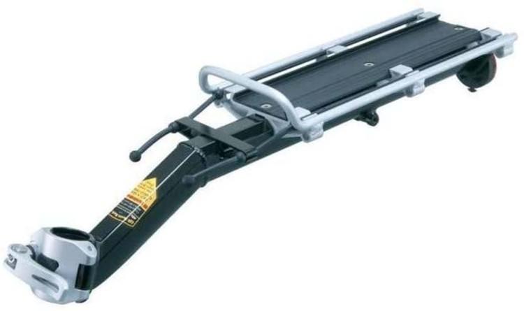 Topeak porte-bagages MTX Beam Rack (A-Type) noir
