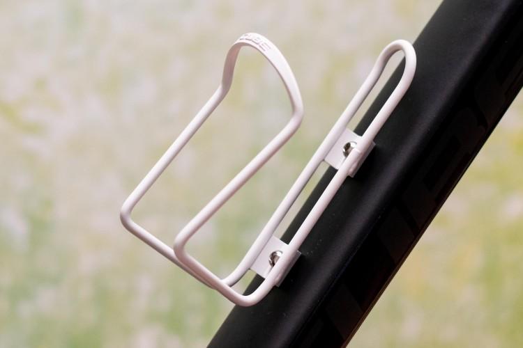 Porte-bidon cube HPA blanc mat