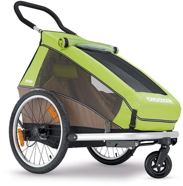 Croozer Kid for 1 Click & Crooz - Remorque à vélo