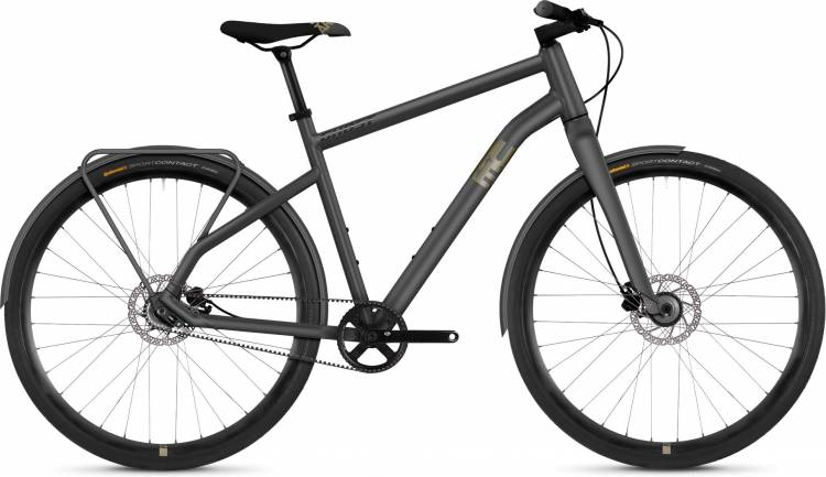 Ghost Square Urban 3.8 AL 2021 - Vélo fitness Homme
