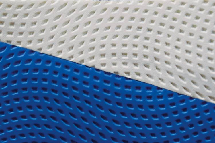 Cube Guidon Tape Tape Cube Edition blanc n bleu