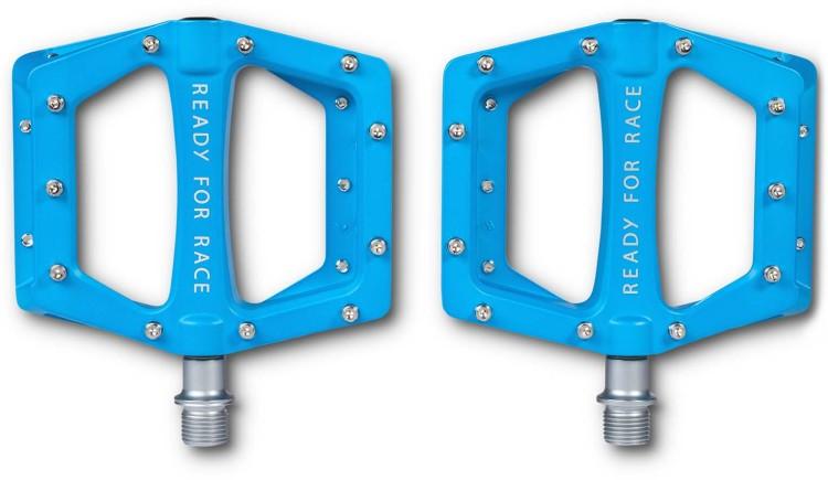 Pédales RFR Flat CMPT bleu