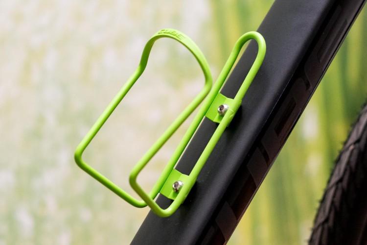Porte-bidon cube HPA vert mat