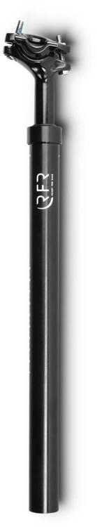 Tige de selle RFR à suspension (60 - 90 kg) noire - 27,2 mm x 400 mm