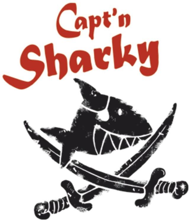 Abus Chaîne-antivol Kombi 1510 Capt´n Sharky